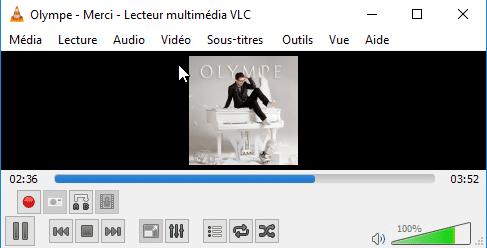vlc convertir fichiers audio et vidéo 10