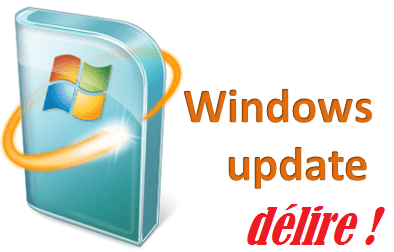Windows Vista et 7 : Windows Update