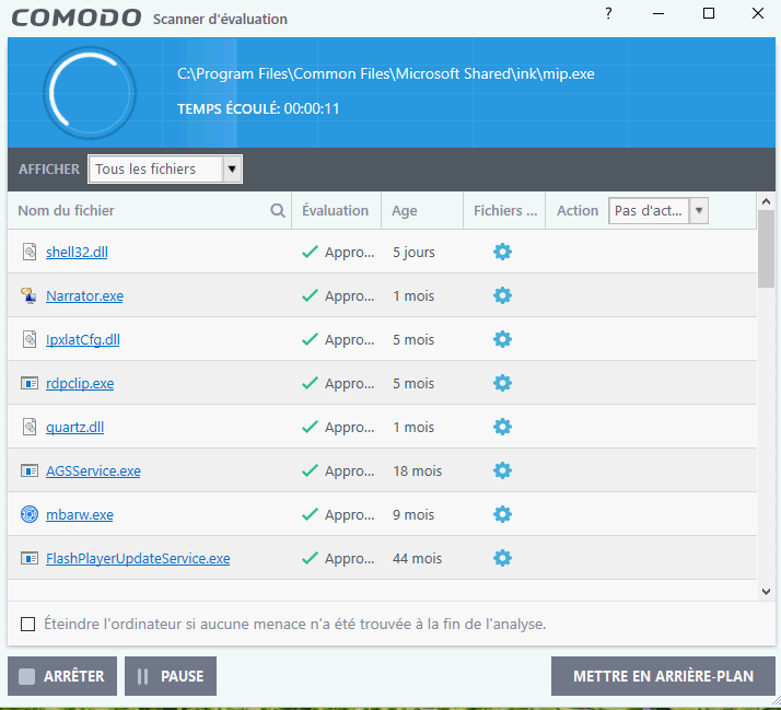 Comodo Firewall 10 tutoriel sospc.name 26