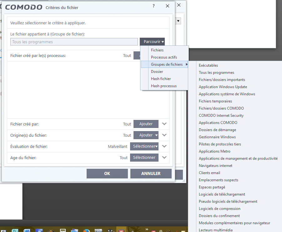 Comodo Firewall 10 tutoriel sospc.name 10