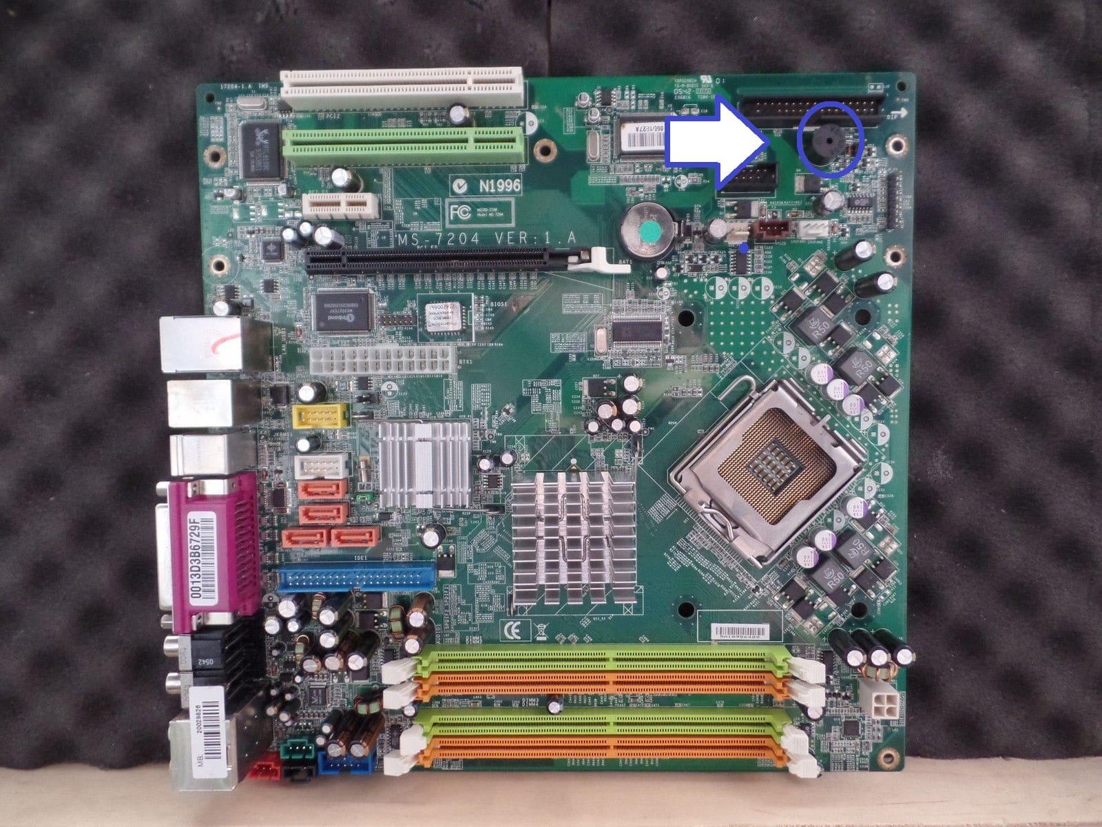 MSI ms-7204