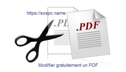 modifier un pdf gratuitement gr u00e2ce  u00e0 openoffice