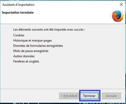 Comment Réparer Firefox. tutoriel 5
