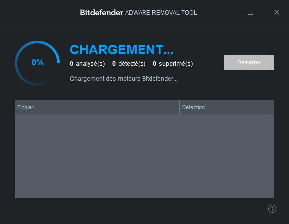 Bitdefender Adware Removal Tool TUTORIEL 2