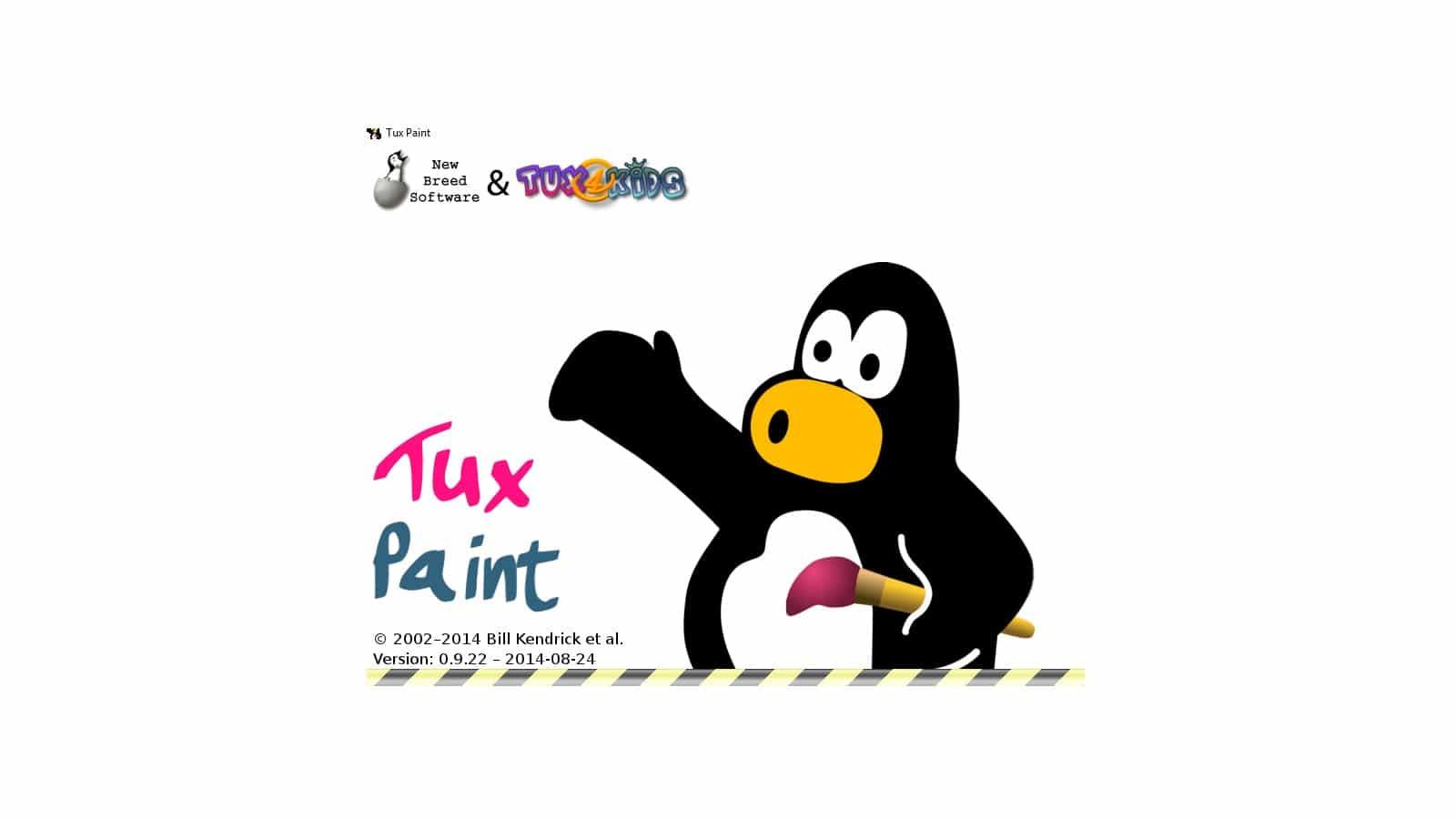 Tux Paint un logiciel de dessin utilisable dès l'age de 3 ans tutoriel 12