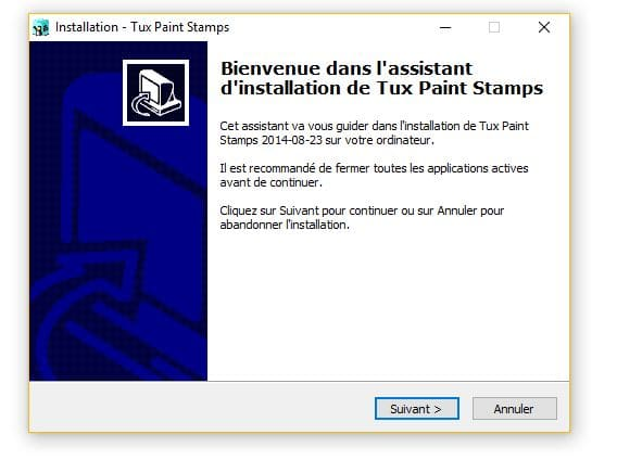 Tux Paint un logiciel de dessin utilisable dès l'age de 3 ans tutoriel 6