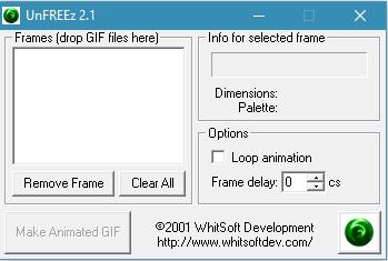 utilitaire gratuit pour utiliser le format GIF sospc