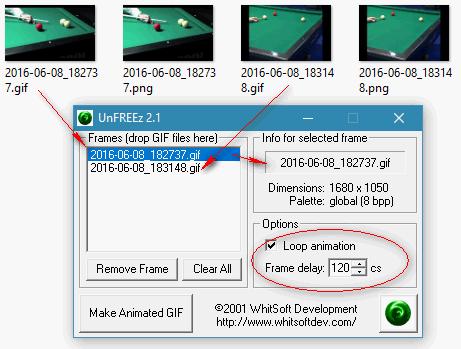 utilitaire gratuit pour utiliser le format GIF sospc.name