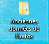 Comment restaurer profil Firefox 1