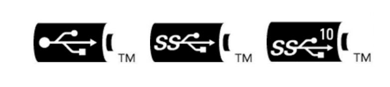 NORMES USB COMPRENDRE logos 6