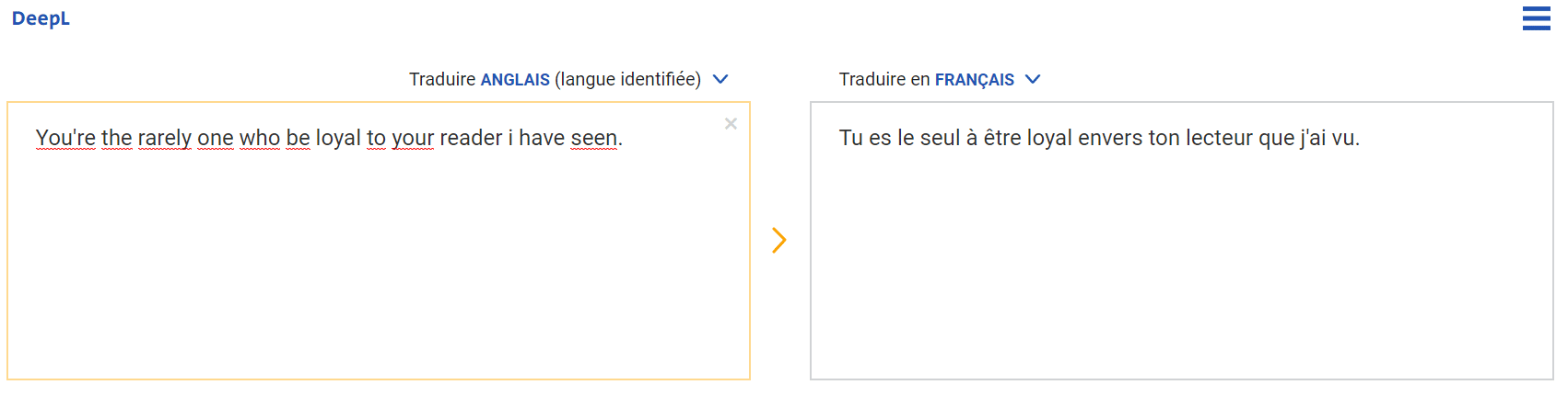 DeepL : un nouveau traducteur en ligne sospc.name 3