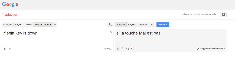 bon traducteur en ligne