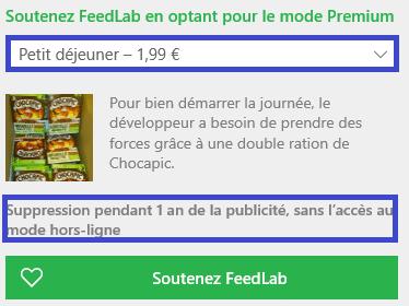 FeedLab, un lecteur de flux RSS tutoriel 33