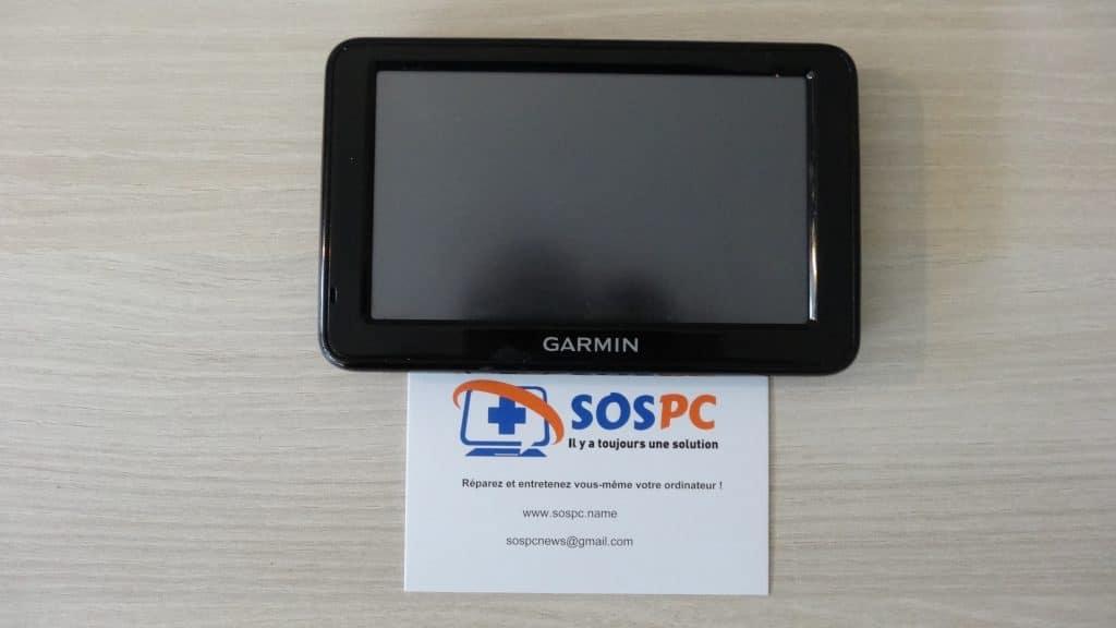 GPS portable : changez vous-même votre batterie