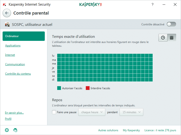 Installer et paramétrer Kaspersky Internet Security 2018 tutoriel complet T