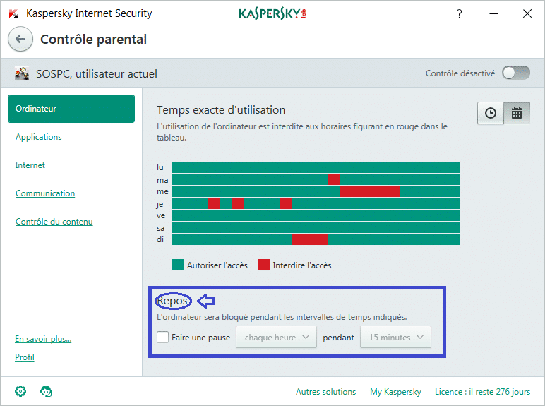 Installer et paramétrer Kaspersky Internet Security 2018 tutoriel complet U