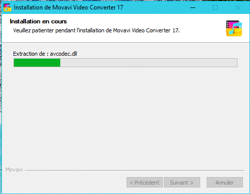 Movavi Video Converter 17 :installation 7