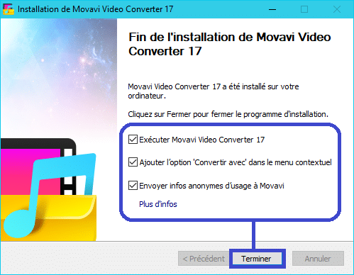Movavi Video Converter 17 :installation 8
