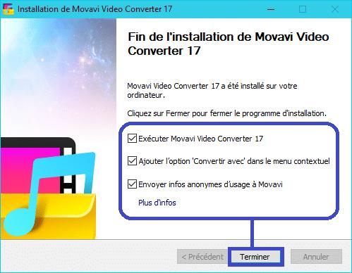 Movavi Video Converter 17 :installation 8