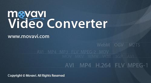 Movavi Video Converter tutoriel