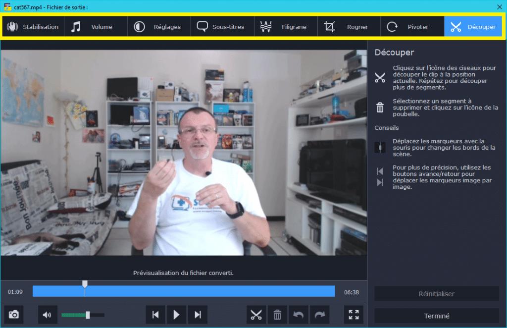 Movavi Video Converter 17 formats compatibles 19