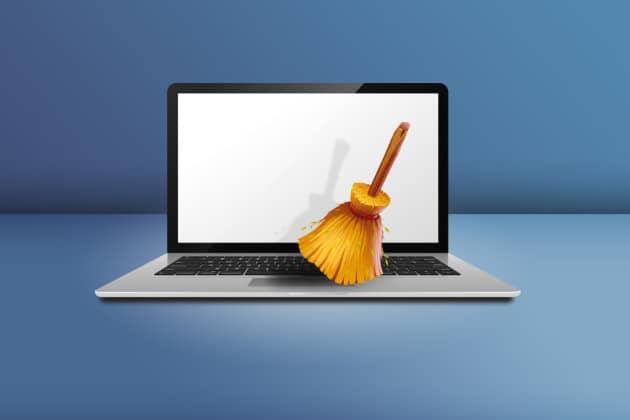 Nettoyeret entretenir Windows aide
