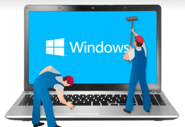 Nettoyeret entretenir Windows