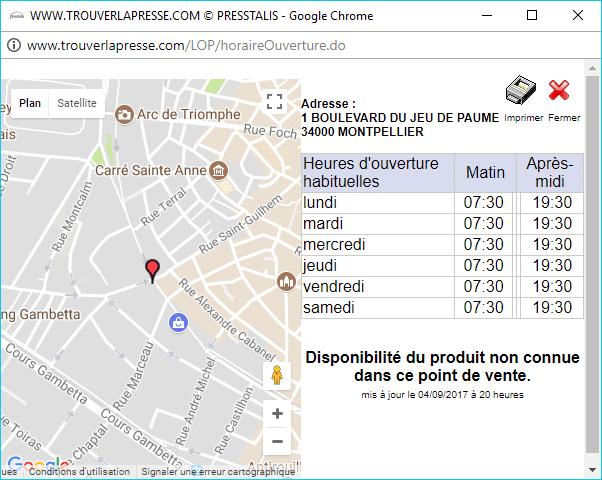 trouverlapresse.com. existe depuis 2006