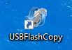 USBFlashCopy : tutoriel installation 9 raccourci