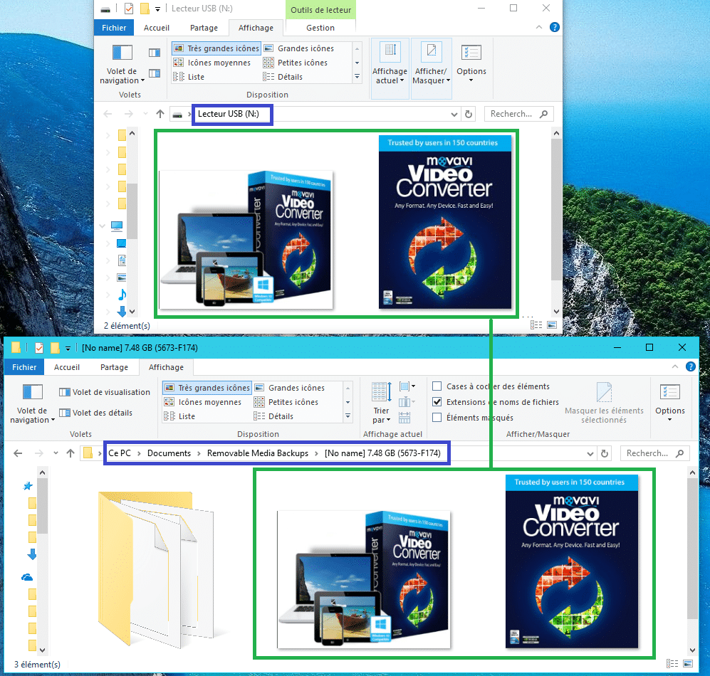 USBFlashCopy : tutoriel utilisation sospc.name 4