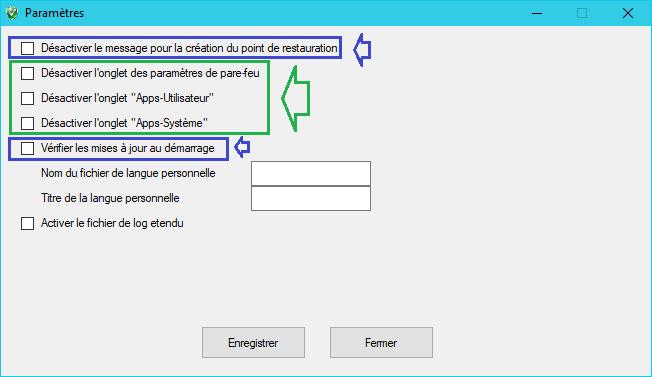 W10Privacy : supprimez les espions de Microsoft tutoriel sospc.name