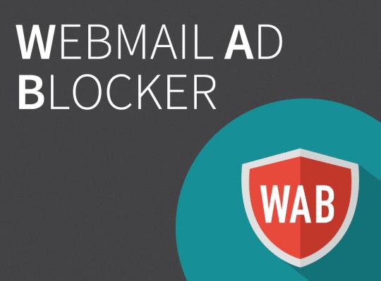 Webmail Ad Blocker