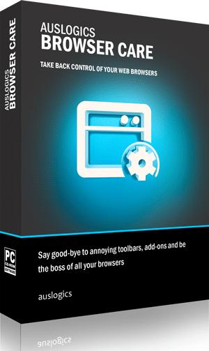 Auslogics Browser Care 4 : entretenir et nettoyer votre navigateur télécharger sospc.name