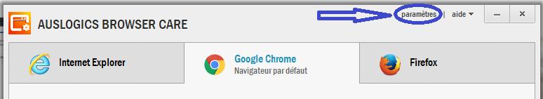 Auslogics Browser Care 4 utilisation 12