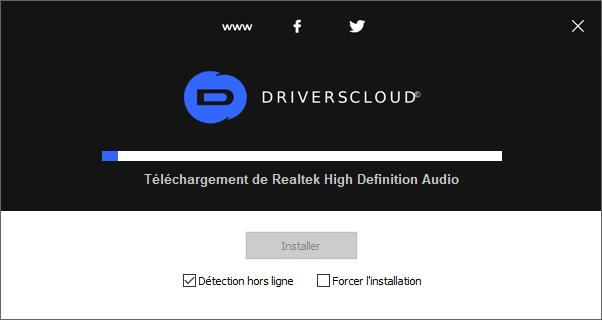 DriversCloud v2 : détection hors ligne analyse 7