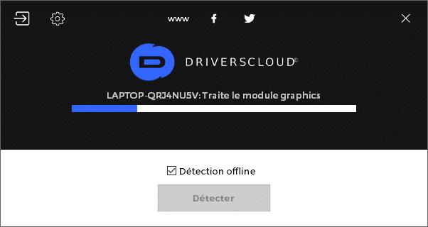 DriversCloud v2 : détection hors ligne 5