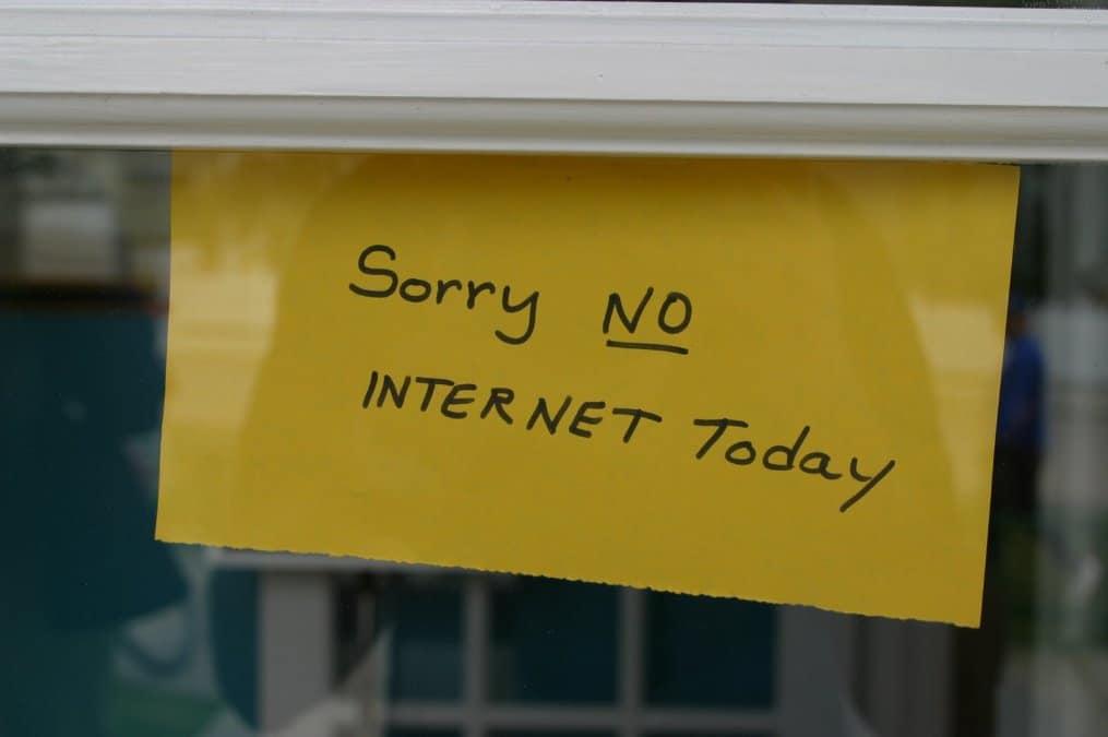 Les 10 pannes les plus courantes et leur solution pas internet