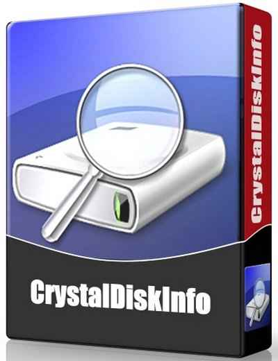 CrystalDiskInfo boite