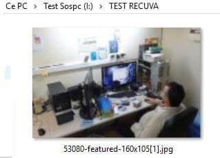 RECUVA TUTORIEL SUR SOSPC.name UTILISATION 13
