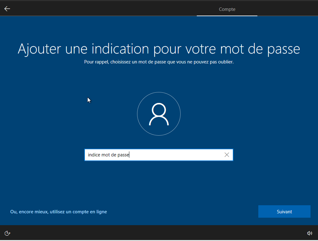Windows 10, partie 1 : l'installation capture 5