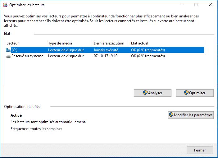 Tout savoir sur Windows 10, optimisation