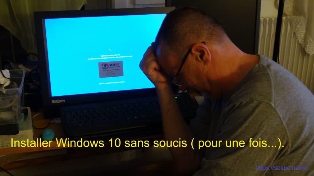 installation windows 10 tutoriel capture 20