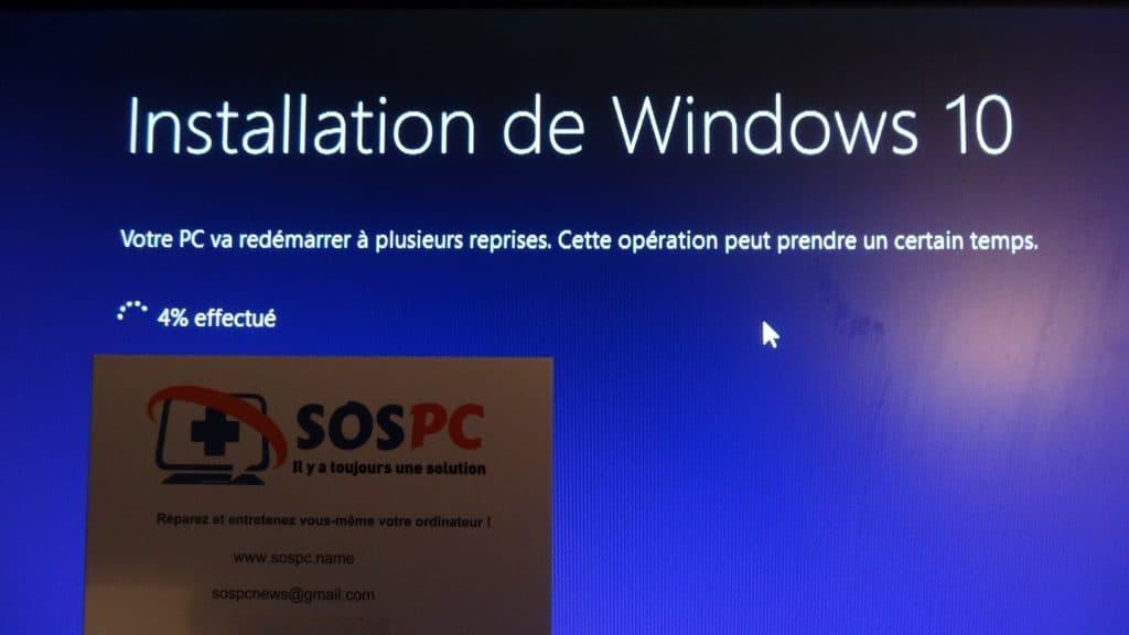 installation windows 10 tutoriel capture 12