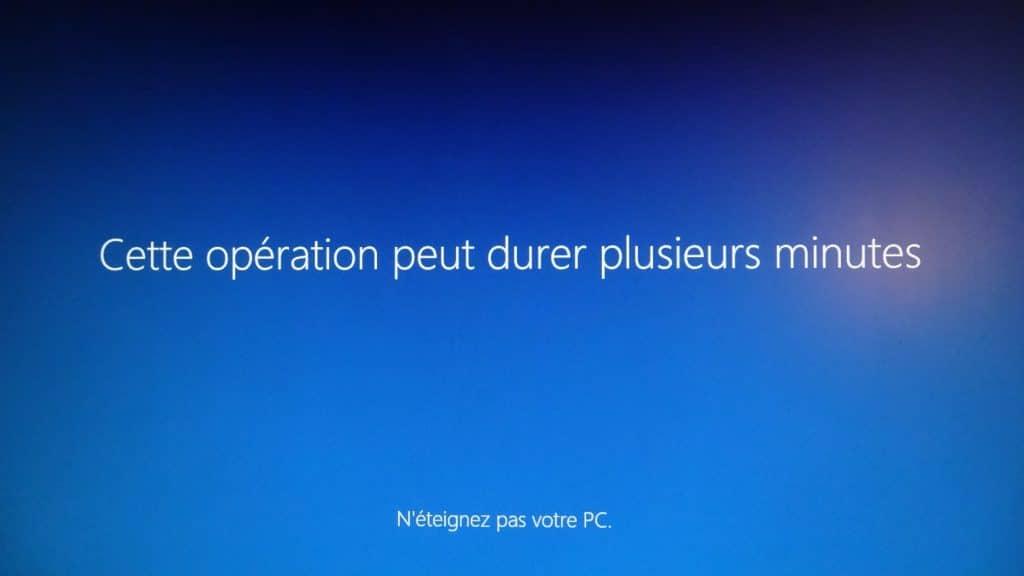 installation windows 10 tutoriel capture 25