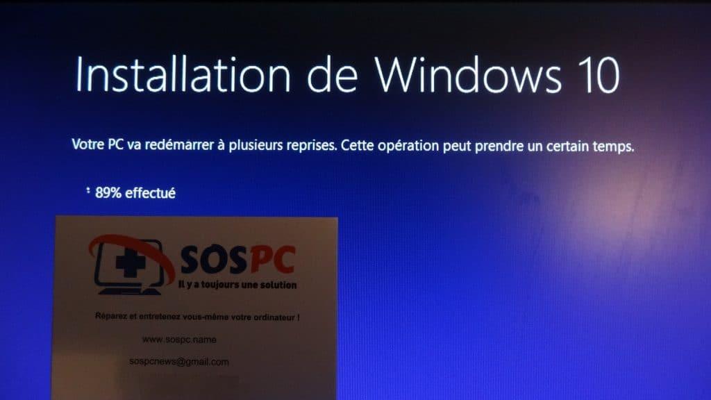 installation windows 10 tutoriel capture 13
