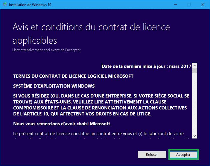 installation windows 10 tutoriel capture 6
