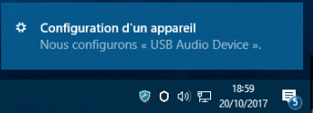 adaptateur USB Sortie Son tuto sospc.name pilotes windows 10