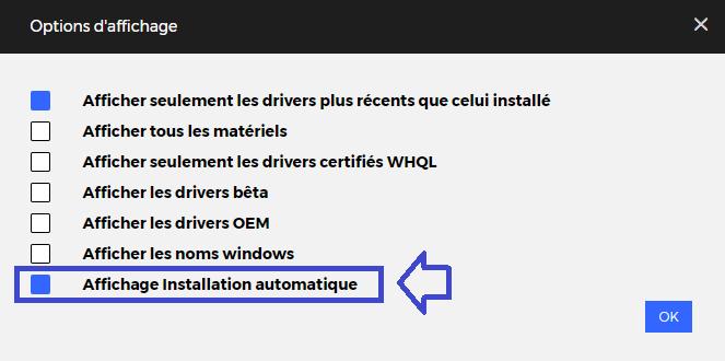 DriversCloud v2 : mettre à jour ses pilotes est encore plus simple et pratique désormais sospc.name 8