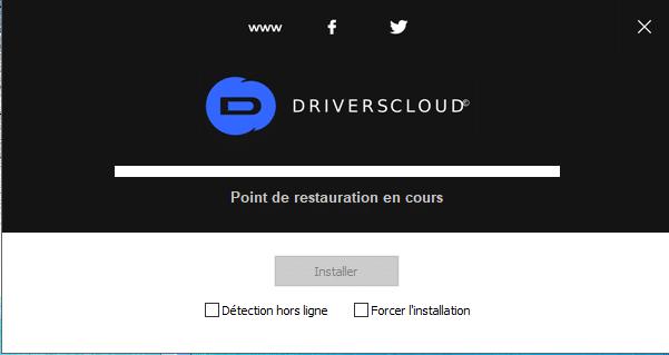 DriversCloud v2 : mettre à jour ses pilotes est encore plus simple et pratique désormais sospc.name 2