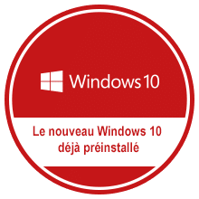 windows préinstallé